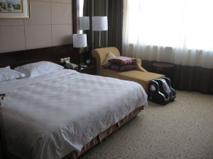 Schlafzimmer in China
