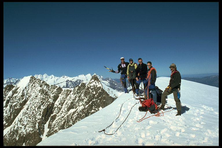 Gipfel Gwachtenhorm