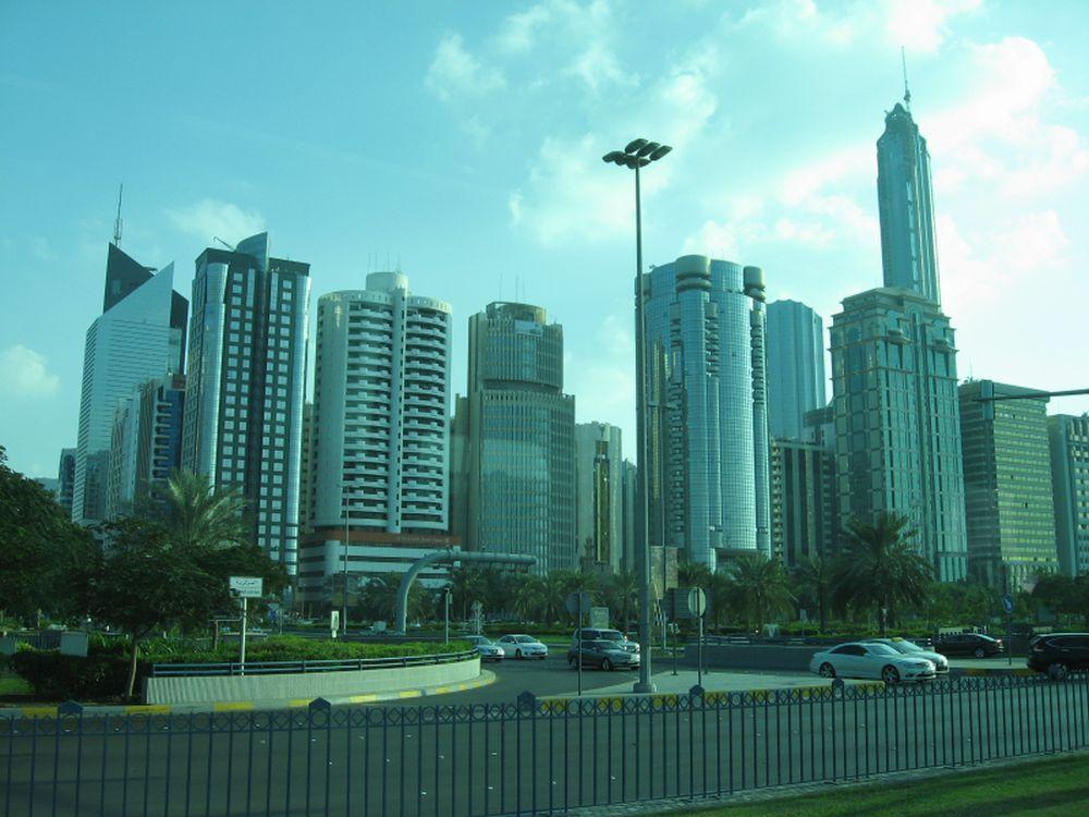 Meine Reise nach Abu Dhabi