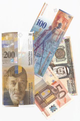 Franken Euro Rial
