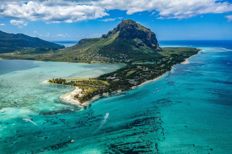 Reiseziel Mauritius