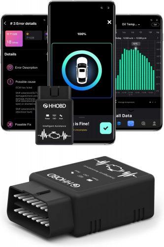 Intelligentes OBD2 Diagnosegerät für Fahrzeuge