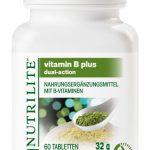 Vitamin B Plus 60 Tabletten
